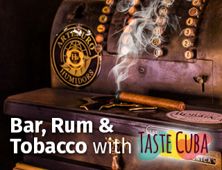 Bar, Rum & Tobacco Taster Tour in Old Havana