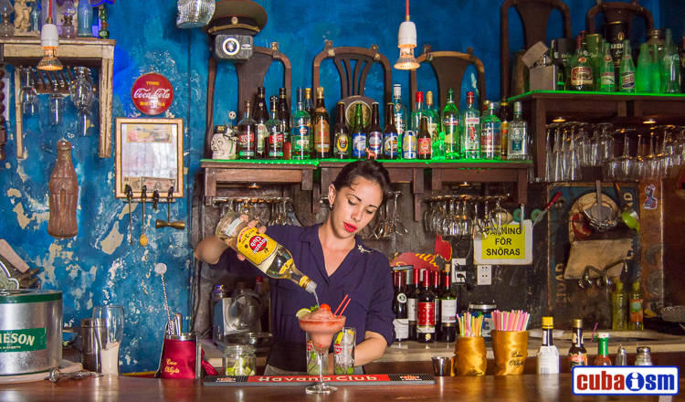cuba recipes .org - Casa Miglis, Bar & Restaurant in Central Havana, Cuba