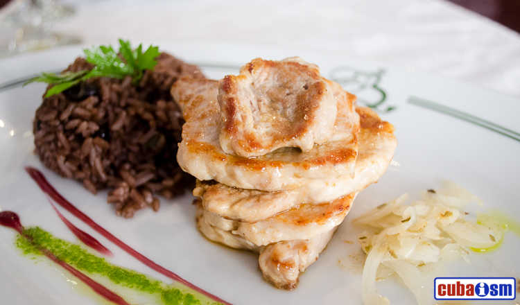 cuba recipes .org - Marinated and Grilled Pork Tenderloin