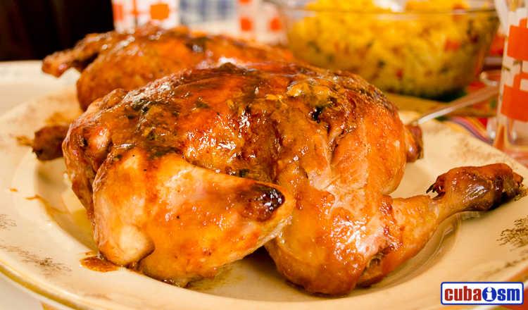 cuba recipes .org - Cuban Roasted Chicken