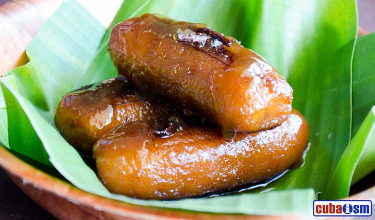 cuba recipes .org - Cuban Platanos en Tentacion recipe