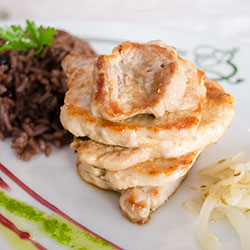 cuba recipes .org - Marinated and Grilled Pork Tenderloin