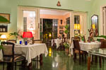 cuba recipes .org - La Esperanza restaurant, a delightful space to share with friends and relatives